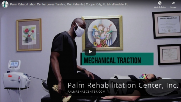 Palm Rehabilitation Center Loves Treating Our Patients | Cooper City, FL & Hallandale, FL